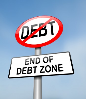 Bringing together Credit debt — Financial