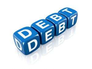 Credit debt in the usa — Financial